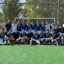 Campeones Torneo de Madrid de hockey.