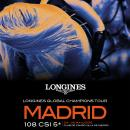Cartel del CSI Madrid 5*-Longines Global Champions Tour