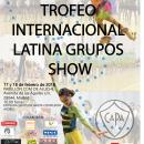 Cartel del Trofeo Internacional Latina