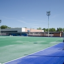 Campo de hockey del Club de Campo Villa de Madrid.