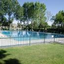 Piscina del Club de Campo Villa de Madrid.