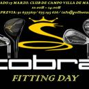 Cartel del fitting day