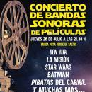 Concierto de bandas sonoras de películas