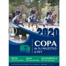 Cartel Copa del Rey de Doma 2020.