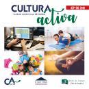 Programación de Cultura Activa de septiembre a diciembre de 2018