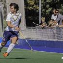 Eduardo González-Mesones controla la bola. Foto: Ignacio Monsalve