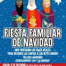 Cartel Fiesta de Navidad 2019