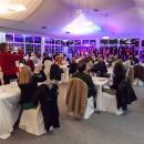 Aspecto de la Carpa de Eventos en la cena-espectáculo. Foto: Miguel Ros