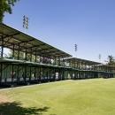 Campo de prácticas de golf del Club de Campo Villa de Madrid.
