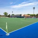 Campo de hockey del Club. Foto: Miguel Ros