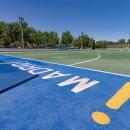 Campo de hockey del Club de Campo Villa de Madrid.