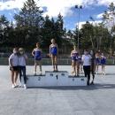 Campeonato Interno Patinaje CCVM.