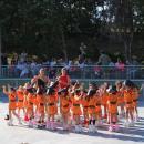 Exhibición de la Escuela de Patinaje del Club.