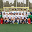Plantilla del Club de Campo masculino de hockey. Temporada 2019-2020