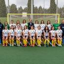 Plantilla del Club de Campo femenino de hockey. Temporada 2019-2020