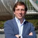 José Luis Martínez-Almeida Nasvaqües, Alcalde de Madrid y Presidente del Club de Campo Villa de Madrid