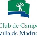 Logo Club de Campo Villa de Madrid.