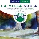 Programación sociocultural de La Villa Social Nov-Dic 2020.