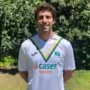 Mario Garín, portero de la selección y fichaje del Club de Campo.