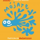 Cartel Mójate por la Esclerosis Múltiple 2020.