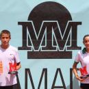 Miguel Avendaño y Raquel Caballero, campeones del Mutua Madrid Open sub 16 disputado en el Club.