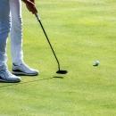 Golf en el Club de Campo Villa de Madrid. Foto: Miguel Ros / CCVM