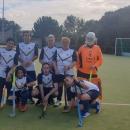 Equipo de Special Hockey del Club en la Copa.