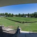 Pista Verde del Club de Campo Villa de Madrid.