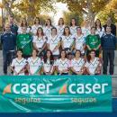 Plantilla y cuerpo técnico del Club de Campo 2017-2018. Foto: Miguel Ros