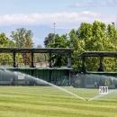 Campo de prácticas de golf del Club de Campo Villa de Madrid. Foto: Miguel Ros