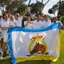 La RSHECC, campeona de España España de clubes Tier 1.