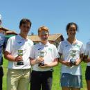 El equipo del Club subcampeón de Madrid en categoría infantil y cadete.