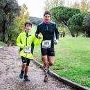 Un hijo y un padre compiten en la edición de 2016