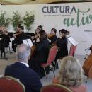 La Orquesta Metropolitana de Madrid en pleno concierto. Foto: Ángel Yuste
