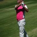 Carlos Balmaseda, golfista del Club.