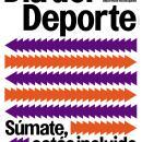 Cartel del Día del Deporte 2019