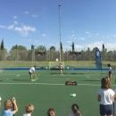 Escuela de Hockey del Club de Campo Villa de Madrid.